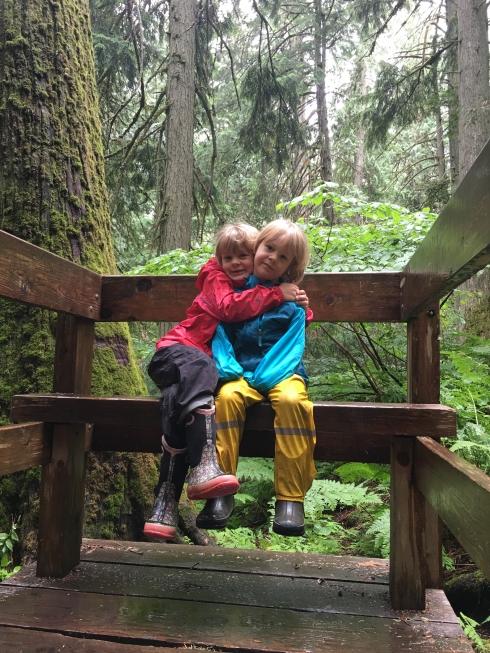On Da Road to Banff