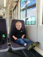 Pleased Passenger