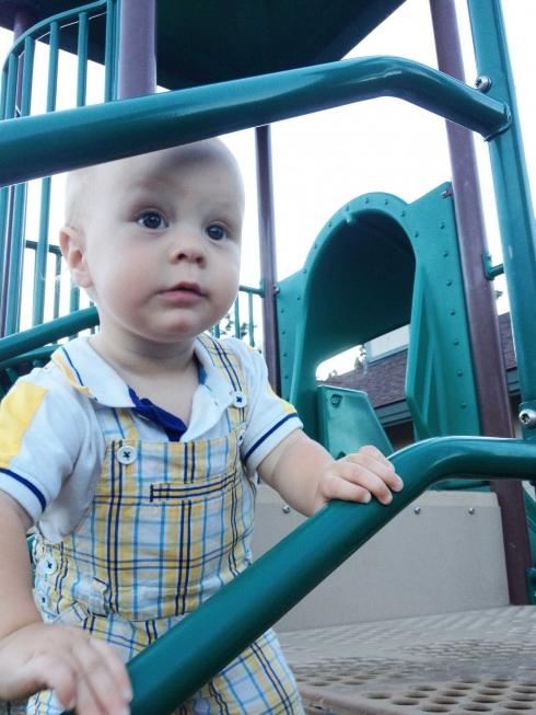 Playground at School in Plain WA