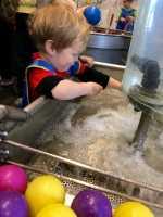 Balls and bubbles