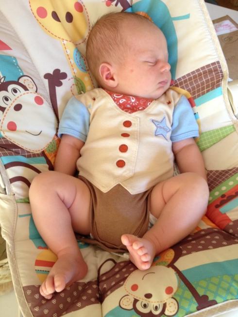 Sleeping Cowboy