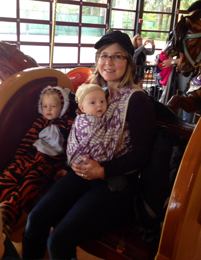 Carousel Carriage Ride
